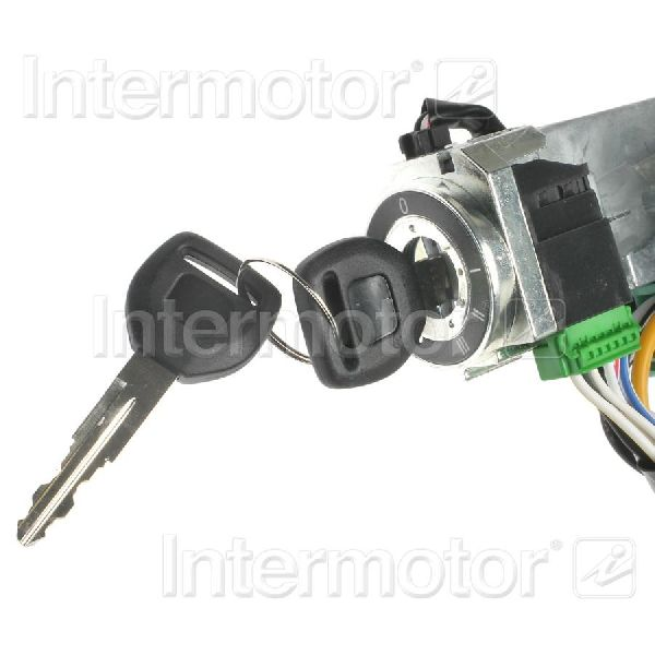 Standard Ignition Ignition Lock Cylinder and Switch