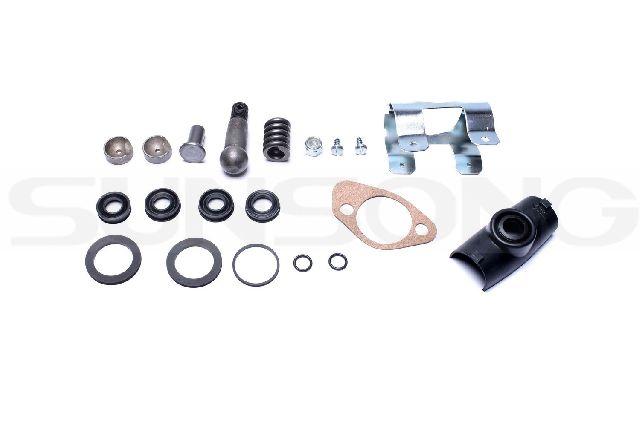 Sunsong Power Steering Control Valve Rebuild Kit