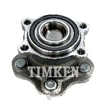 2017 Infiniti QX60 Wheel Bearing and Hub Assembly - Rear Timken