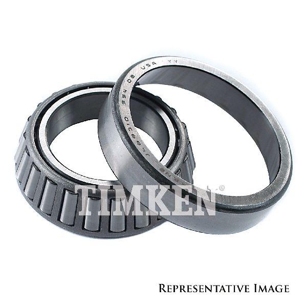 Timken Automatic Transmission Transfer Shaft Bearing