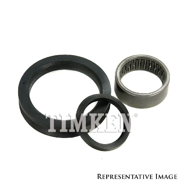 Timken Wheel Hub Repair Kit  Front
