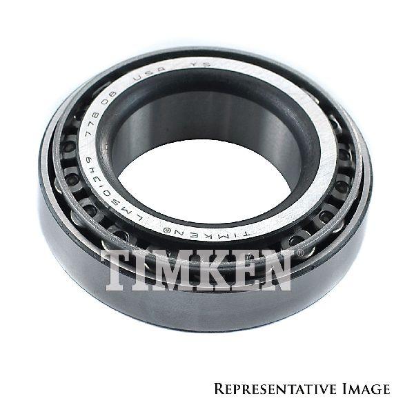 Timken Steering Gear Worm Shaft Bearing  Upper