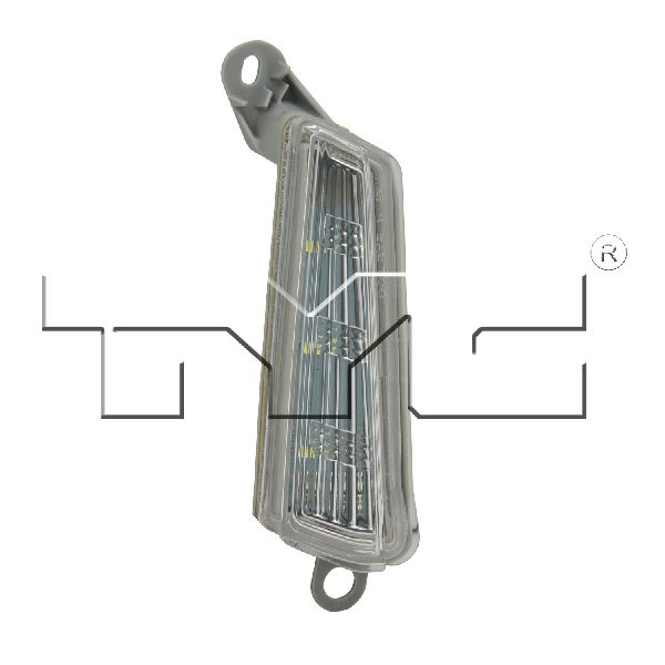 TYC Products Daytime Running Light  Right
