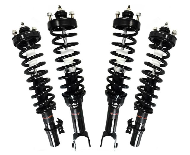 Unity Coil Spring Lowering Kit / Shock Absorber Kit  Front and Rear