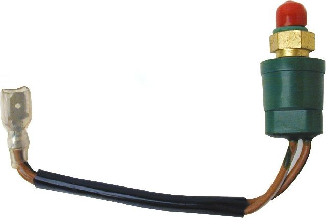 URO Parts A/C Refrigerant Temperature Sensor