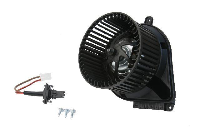 URO Parts HVAC Blower Motor and Wheel