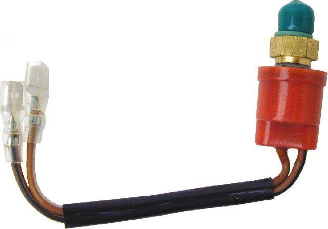 URO Parts A/C Refrigerant Pressure Sensor
