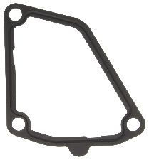 2002-2017 nissan altima engine coolant thermostat housing gasket - (victor  gaskets c31681) water inlet rubber coated embossed metal