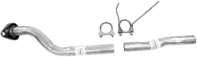 Walker Exhaust Pipe Installation Kit