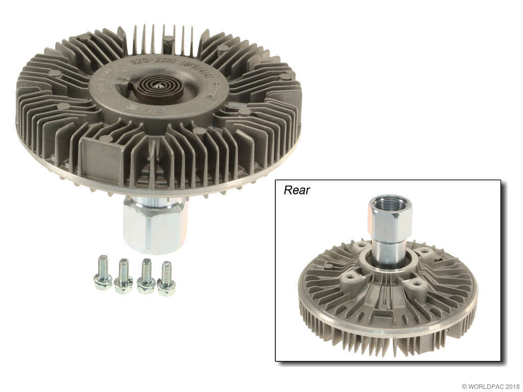 Ford E-350 Super Duty Engine Cooling Fan Clutch Aftermarket