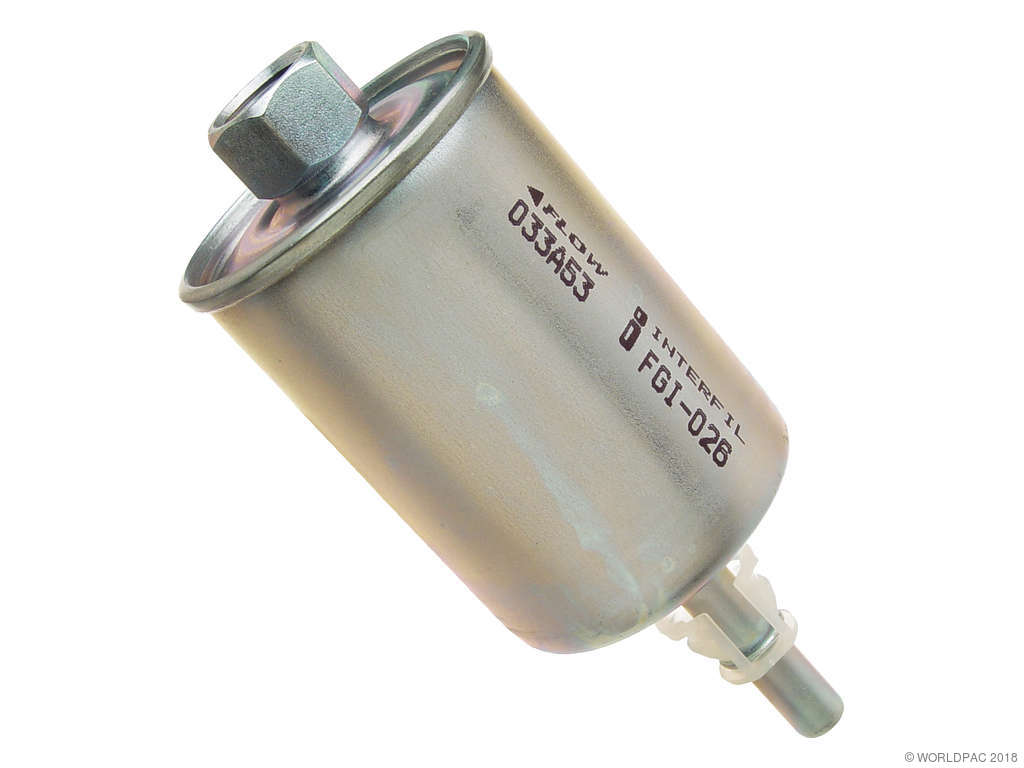 1997-2005 buick century fuel filter - (interfil w0133-1639997)