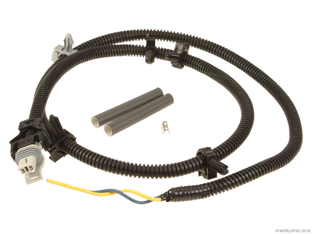 2004-2009 pontiac montana abs wheel speed sensor wiring harness - (acdelco  w0133-2043170)