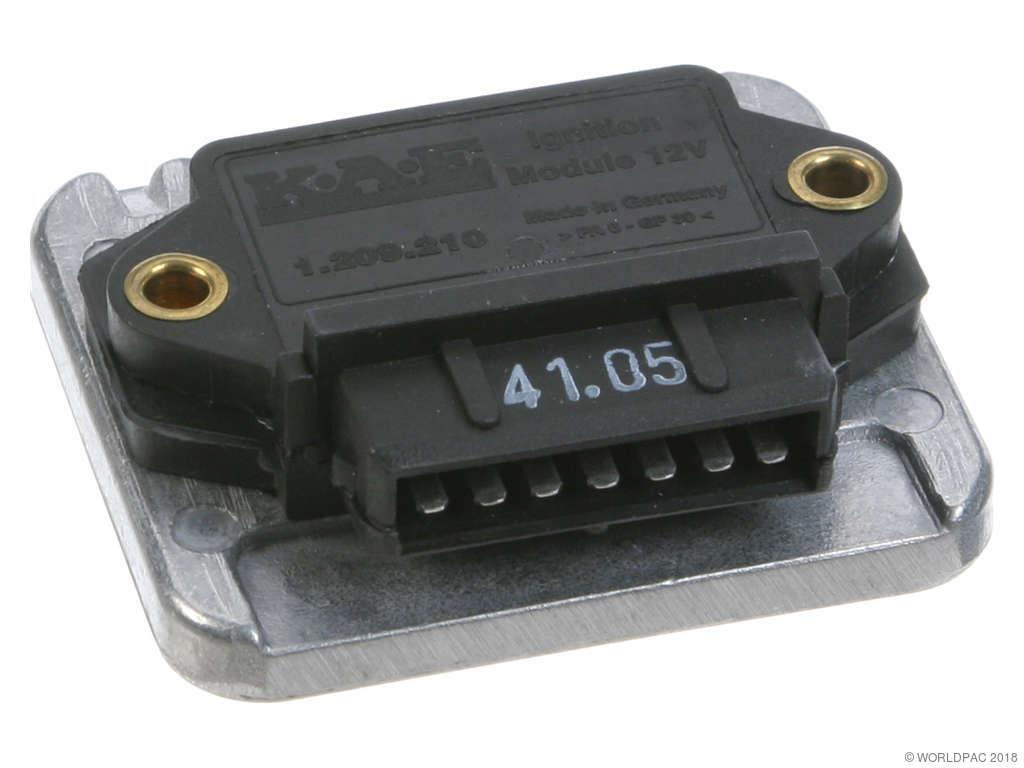 Volkswagen Cabriolet Ignition Control Module Aftermarket