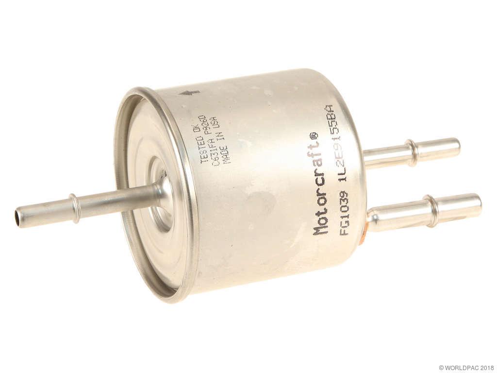 2000-2003 ford ranger fuel filter - (motorcraft w0133-1705382)