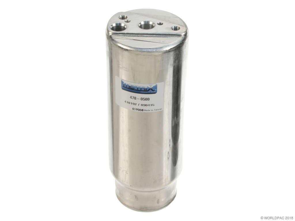 A//C Receiver Drier-New Receiver Drier DENSO 478-0500