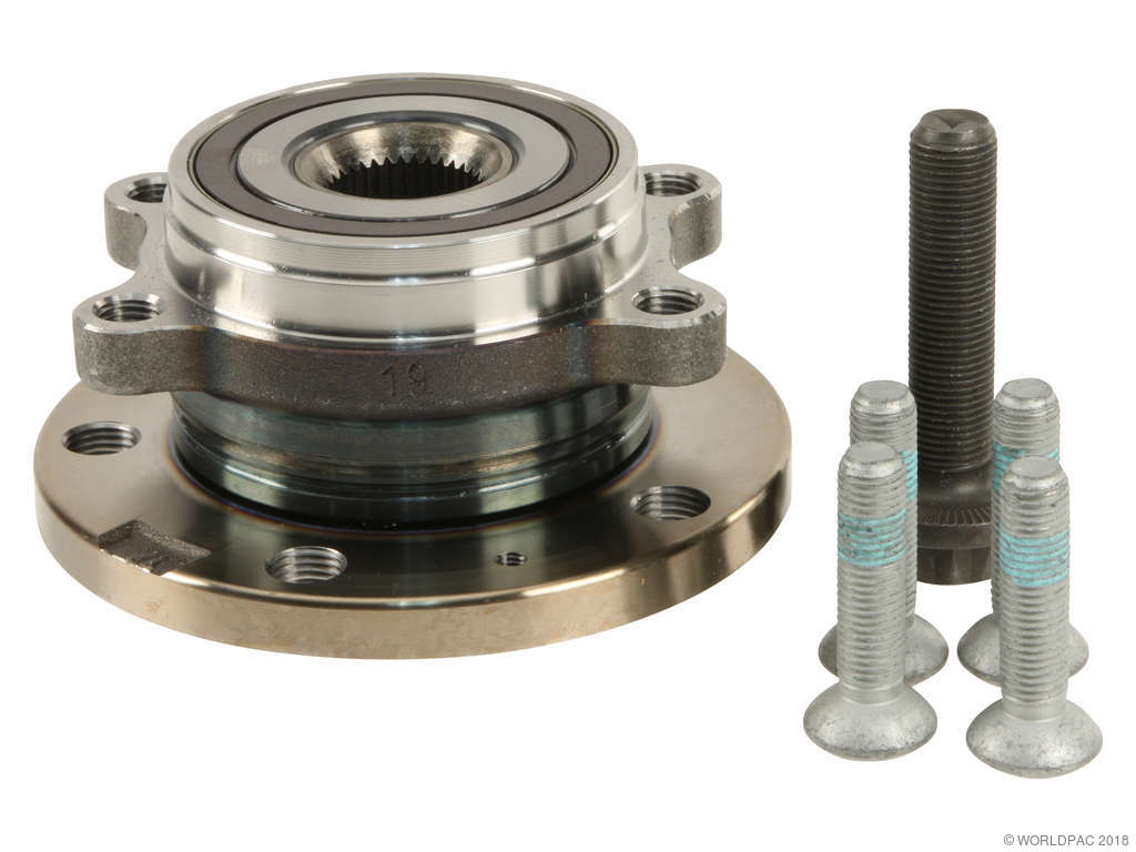 Volkswagen Passat Wheel Bearing and Hub Assembly Aftermarket