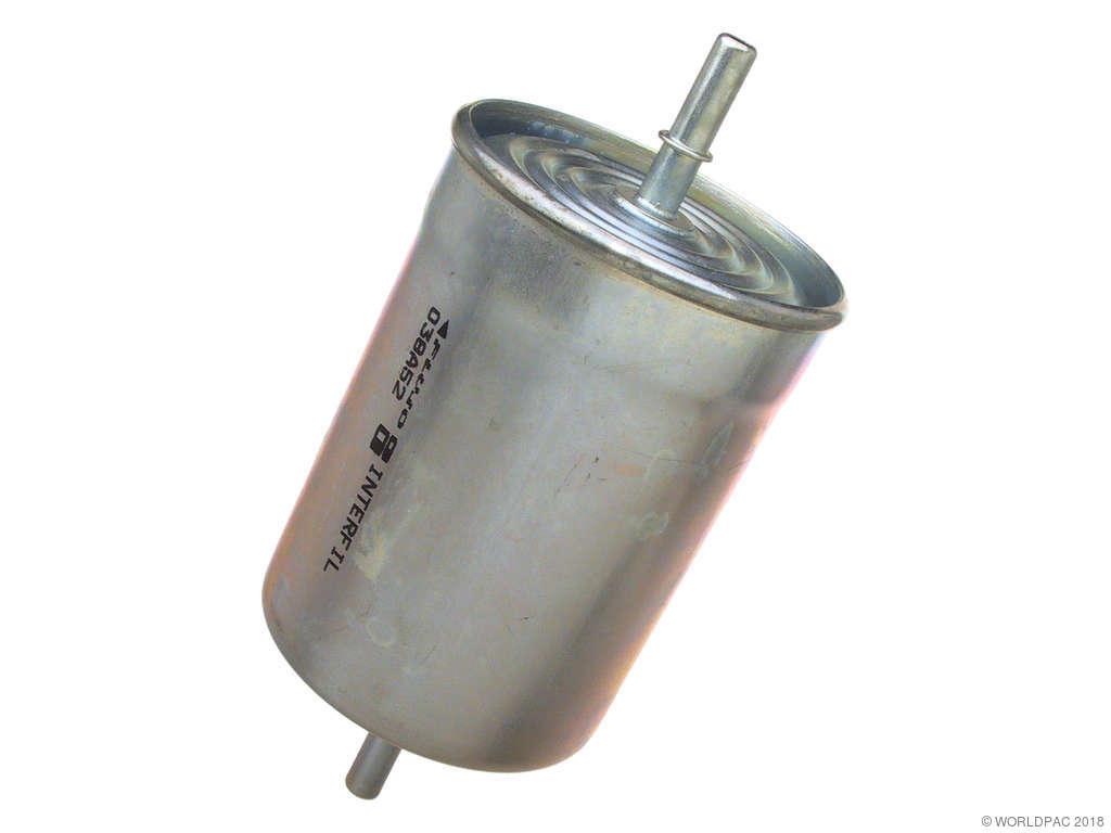 1999-2005 volkswagen jetta fuel filter - (interfil w0133-1635747)