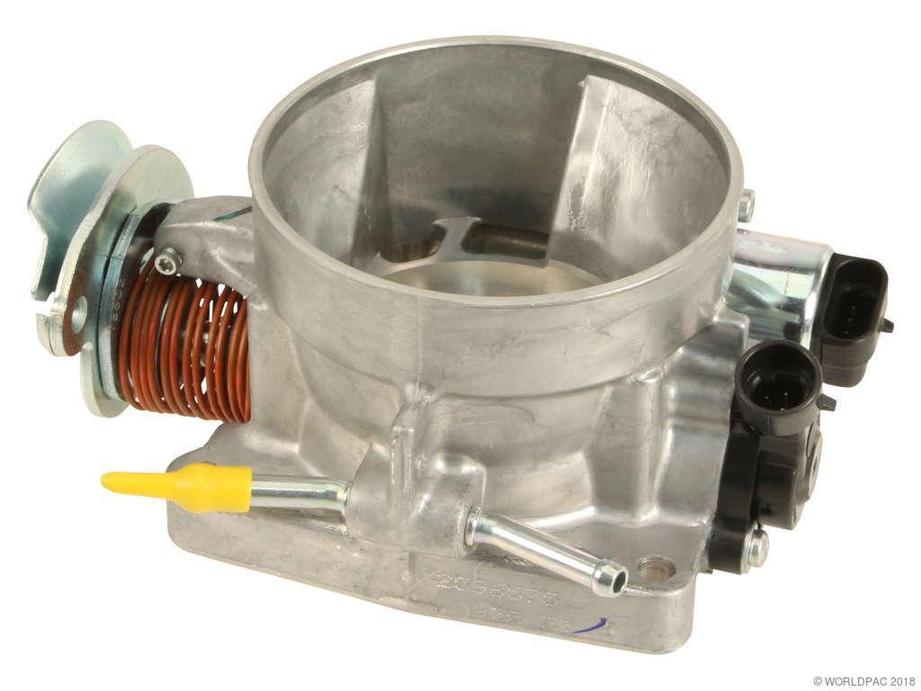 GMC Savana 3500 Fuel Injection Throttle Body Aftermarket