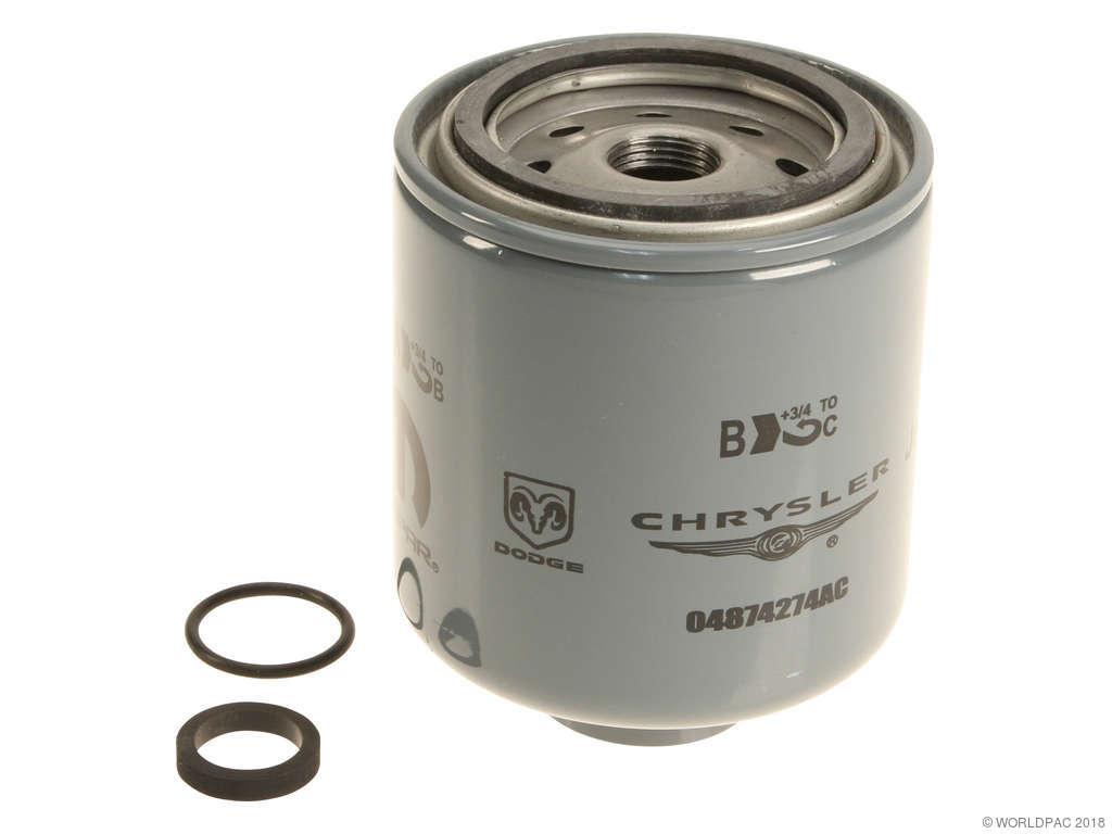 1994-1996 dodge ram 3500 fuel filter - (mopar w0133-1932833)